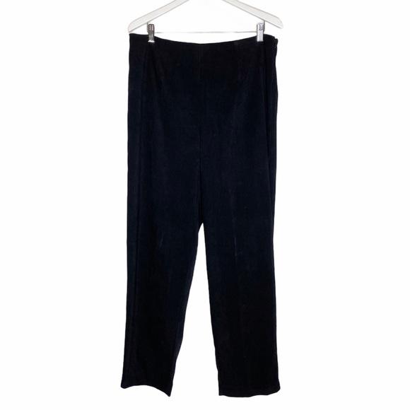CABI Black Business Dress Trouser Pencil Pant 738